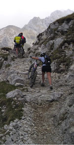 Mountain Bike Zambla Alta Lago Branchino